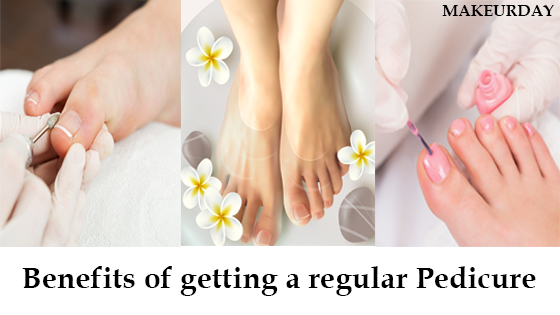 Benefits of getting a regular pedicure